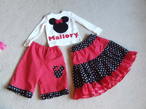 Minnie Clothes