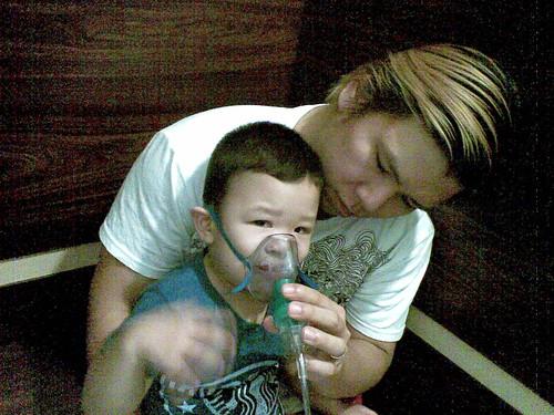 Nebulizer experience #1
