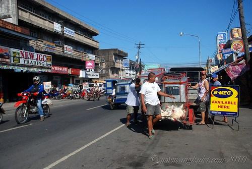 Town proper, Pili, Camarines Sur