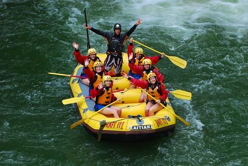 Rotoura Rafting! 14