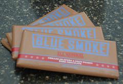 Blue Smoke's Salty Peanut-Jalapeno Chocolate Bar