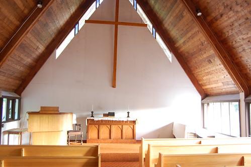 Bamfield church