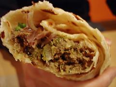 Shami Kebab Roll