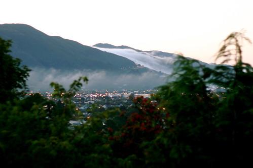 Wednesday: More strange Fog