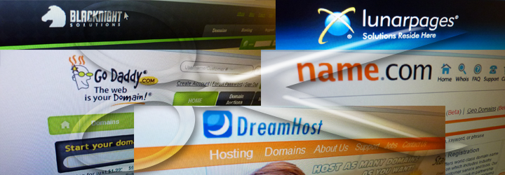 cutbacks on domains and hosting