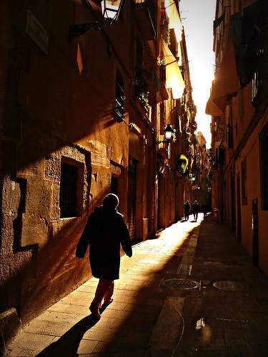 La vieja de la calle
