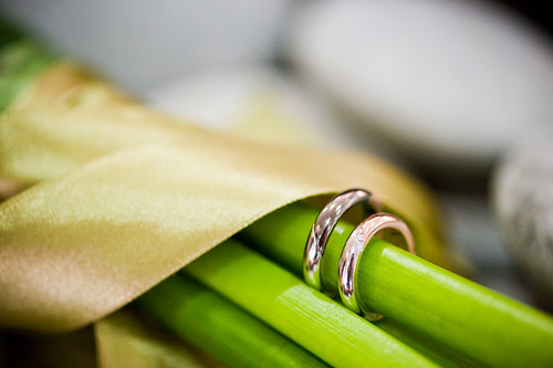 Thoughts: With This Ring, I Thee Wed