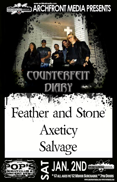 Counterfeit Diary 1-2-10