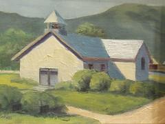 Santo Nina Church - 6x8