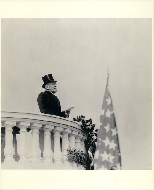 Wilson's Second Inauguration