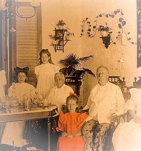 Netherland-Indies 1905