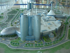 Amazing Abu Dhabi - The capital of the United Arab Emirates - November 2008 - The Marina Shopping Mall - Shopping splendour in the Middle East! Enjoy!