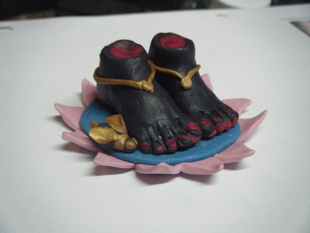 Kali Feet