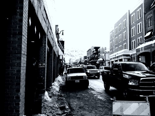 Main St., Park City, Utah