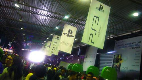 Conexión Playstation desde la Entrada
