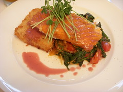 Baked Salmon - Bryant Park Grill