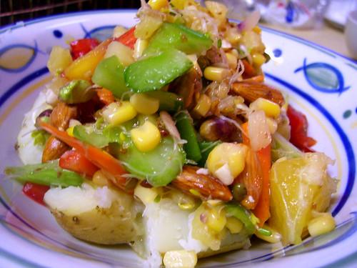 spud + salad