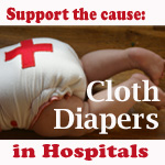 cloth in hospitals