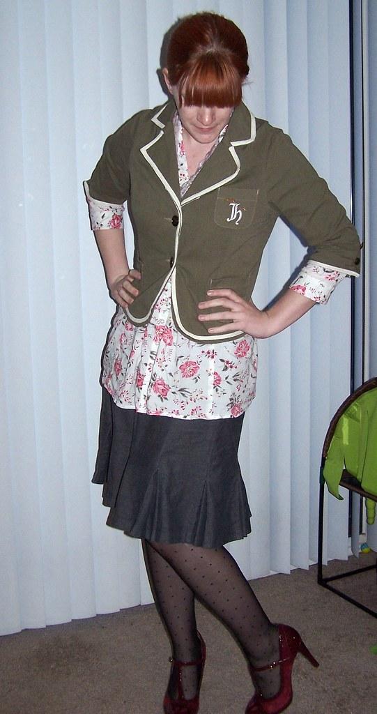 Schoolyard Chic