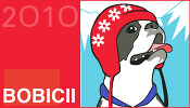 Ravelympics Medal: Bobicii
