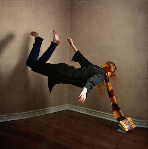Get Back in Your Book:  Harry Potter by Lissy Elle