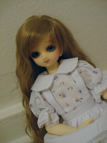 Nagisa in Preschool's Sweet Face