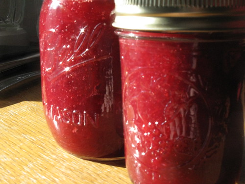 cranberry applesauce