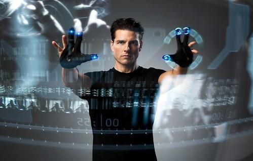"""Tom Cruise """"Minority Report"""""""