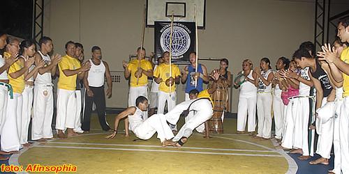 Capoeira CDLB 02 por você.