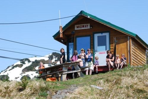 Mt. Eyak Hike Memorial Day - 09