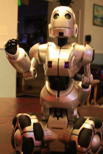 Wowee Robot