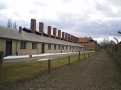 First Auschwitz Concentration Camp - (3)