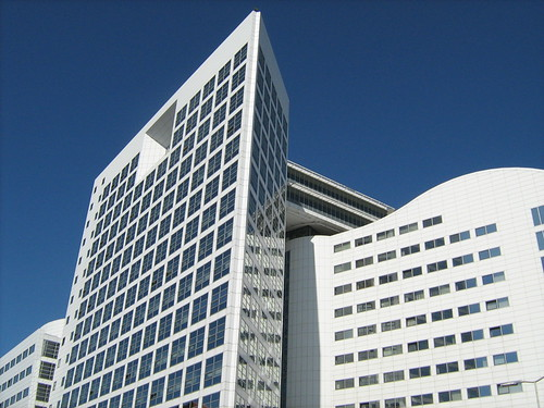 International Criminal Court (ICC) Haagse Arc by ekenitr