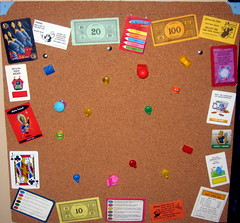 Board Game Bulletin Board