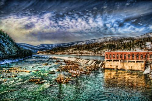 The Snowden Dam