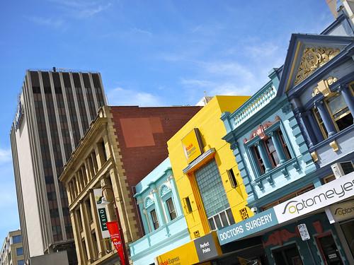 Hobart CBD