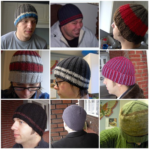 ribbed hats