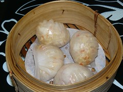 Veggie Shrimp Dumplings (Dim Sum by Chef Lau)