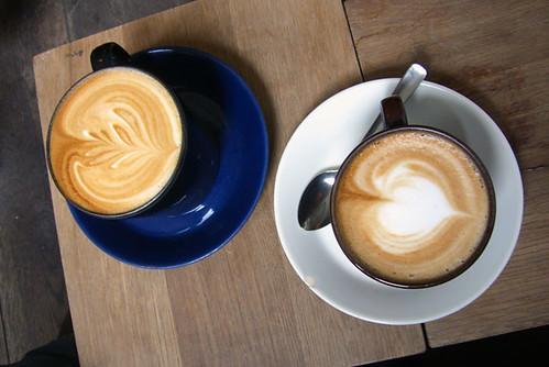 coffee at kaffe 1668