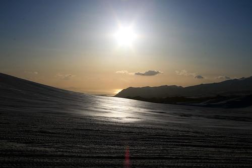 On Mýrdalsjökull