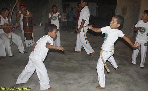 Capoeira Bantos 05 por você.