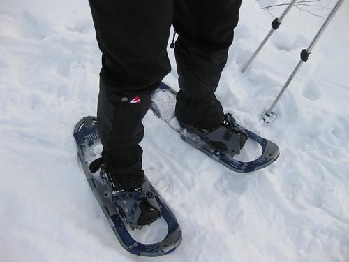 Snowshoes rock!!!