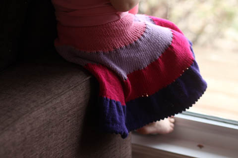 Twirly Skirt for E.