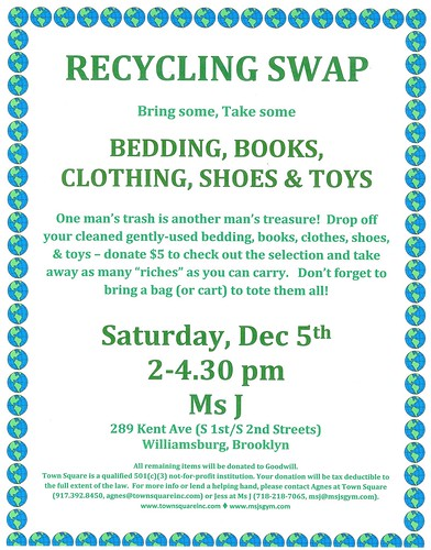 Recycling+swap