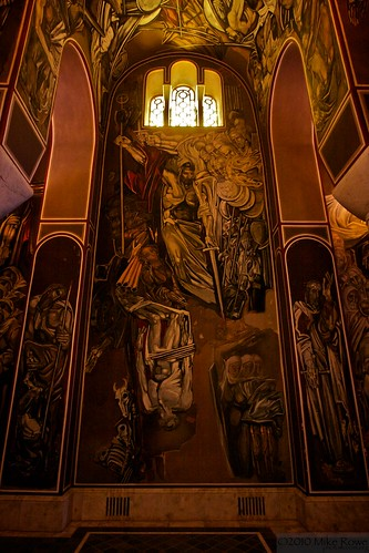 Ascension of Christ, The Patriarch Church