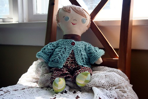 February Doll for Olive 1