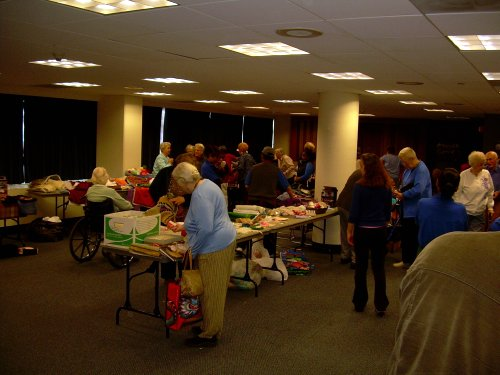 Senior center sale