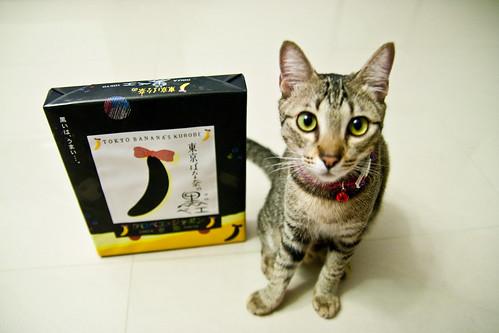 Yes, Tokyo Banana is good!