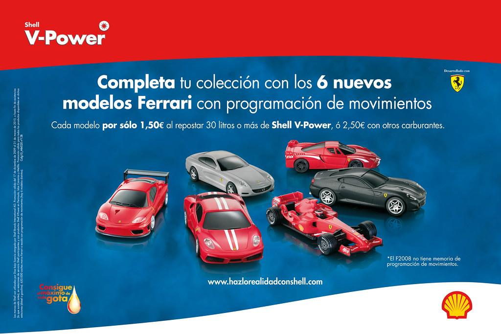 Ferrari Shell V-Power