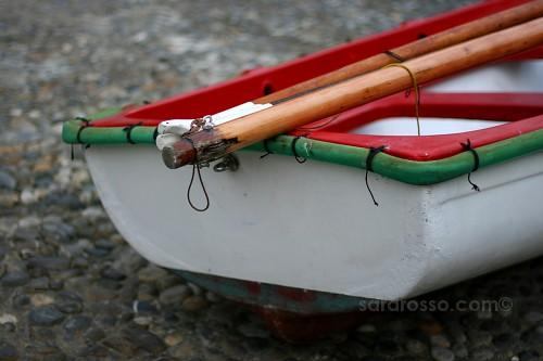 A boat in Portofino, Italian Riviera, Italy